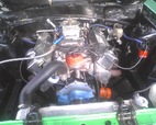 Ford 434 small block 351 stroker