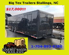 2019 Covered Wagon 8.5X30 Race Trailers