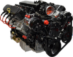 LS 408CID 570HP EFI Deluxe Crate Engine Package   for sale $13,559