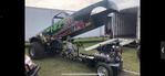 2WD blown truck