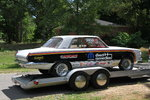NHRA '65 Valiant Stocker