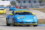 1999 Spec Boxster Race Car
