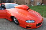 Comp Eliminator Car