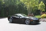 2009 Corvette ZR1, Black on Ebony, 2260 One Owner Miles, Fla