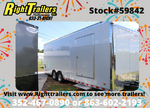 2020 8.5'x24' Haulmark Edge Trailer