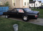 78 Malibu Drag Car Rollor