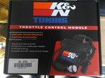 K&N Throttle Control for 2017/2018 DIESEL