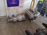 1953 Dodge Gyro torque drive transmission