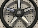 RBZ Billet Special Steering Wheel