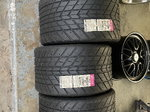 Hoosier rain tires