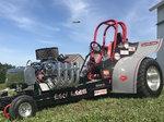 Mini Rod Pulling Tractor