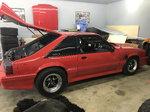 1993 Ford Mustang Cobra #378 Built Turbo