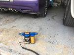 Chuck Nuuytten 5350 fuel pump