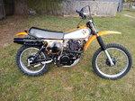 1977 yamaha tt500