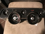 FS - 1967 Mustang Reconditioned Gauge Cluster