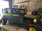 1926 Willys Knight Rat Rod