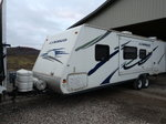 2009 Cirrus 29 foot travel trailer