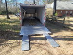 1998 24 foot Enclosed Hallmark Racetrailer ~UPGRADED~
