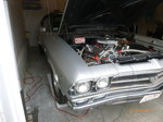 NICE DRIVER 1969 CHEVELLE SS396 CLONE