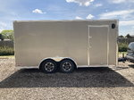 16 x 8.5 Motorcycle Race Trailer
