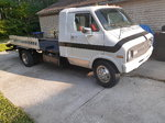 1978 Dodge Scamper Custom Car Hauler