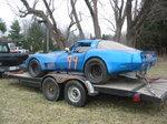 69/82 Corvette barn find
