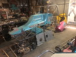 Vintage Maxwell Sprint Car