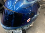 Bell Custom Air Brushed Full Face Helmet