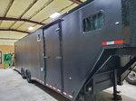 2017 Cargo Craft spread axle race trailer 36ft