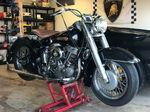 1950 FL Harley Davidson