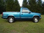 1996 GMC K1500