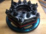 Clutches, parts & equipment