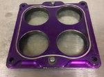 Magnafuel anti-reversion plate for dominator