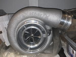 BorgWarner 80mm Journal Bearing Turbo