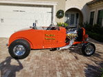 1930 Ford Highboy Roadster Model A
