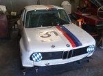 1971 BMW 2002 former SCCA Gt-3 / EP
