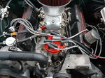 331 NITROUS STROKER MOTOR AND C4 TRANNY REBUILT