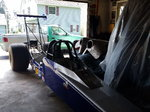 Rear engine dragster. CHEAP