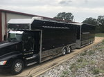 2012 S and S race hauler
