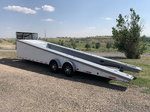 2019 UTek Wedge Trailer