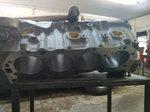 496 nitrous motor