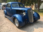 1935 Chevy Master Deluxe Coupe 3 Window Hotrod Rumble Seat