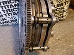 2disk clutch w/ bellhousing