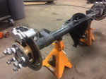 12 bolt Strange axles/brake/spool 69 Camaro