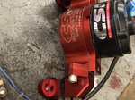 CSI Billet Water pump for Chevy