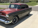 1955 Chevy two door post