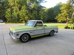 1972 CHEVY TRUCK SHORT BED  TRADE TRADE