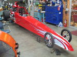 """2017 Large cage 245"""" Racetech Dragster"""