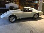 1975 Corvette convertible Pro Street