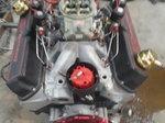 SBF 392w AFR Eagle Holley Ross Nitrous Fogger Turn Key Engin